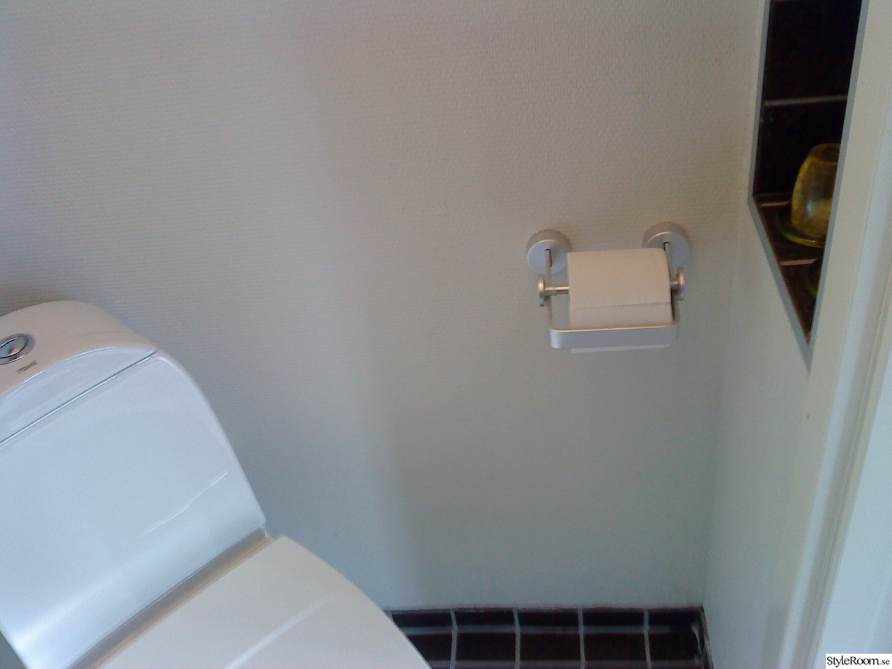 Glashylla badrum liten ~ xellen.com