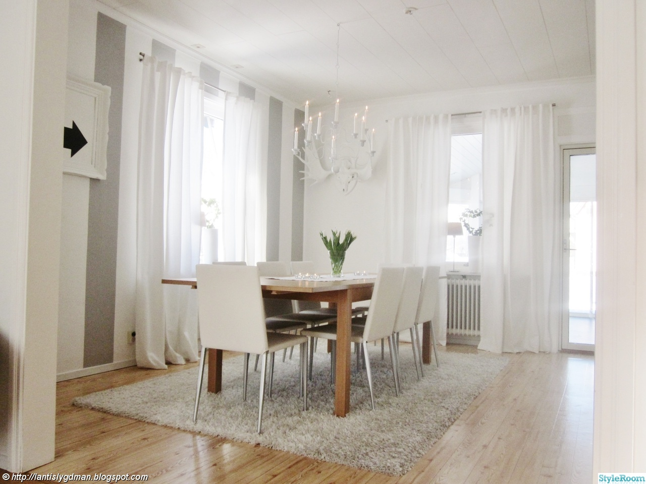 matta kök inspiration : Bild på matta Kök och matsal av ...