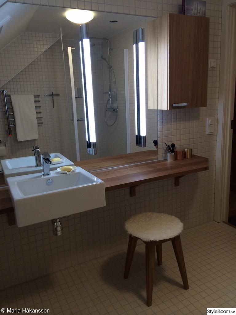 väggskåp badrum ~ badrumsrenovering  ett inredningsalbum på styleroom av