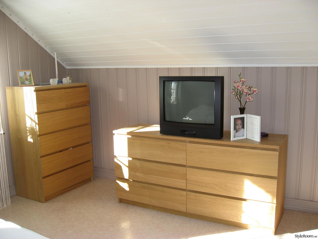 malm byrå ek ikea ~ sovrummet  ett inredningsalbum på styleroom av annapanna