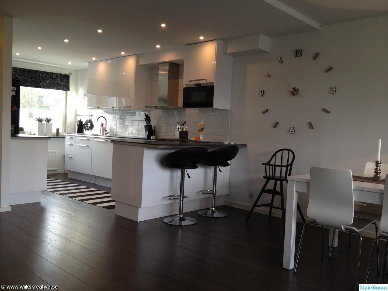 Bild på klocka ikea   kök/vardagsrum av joli