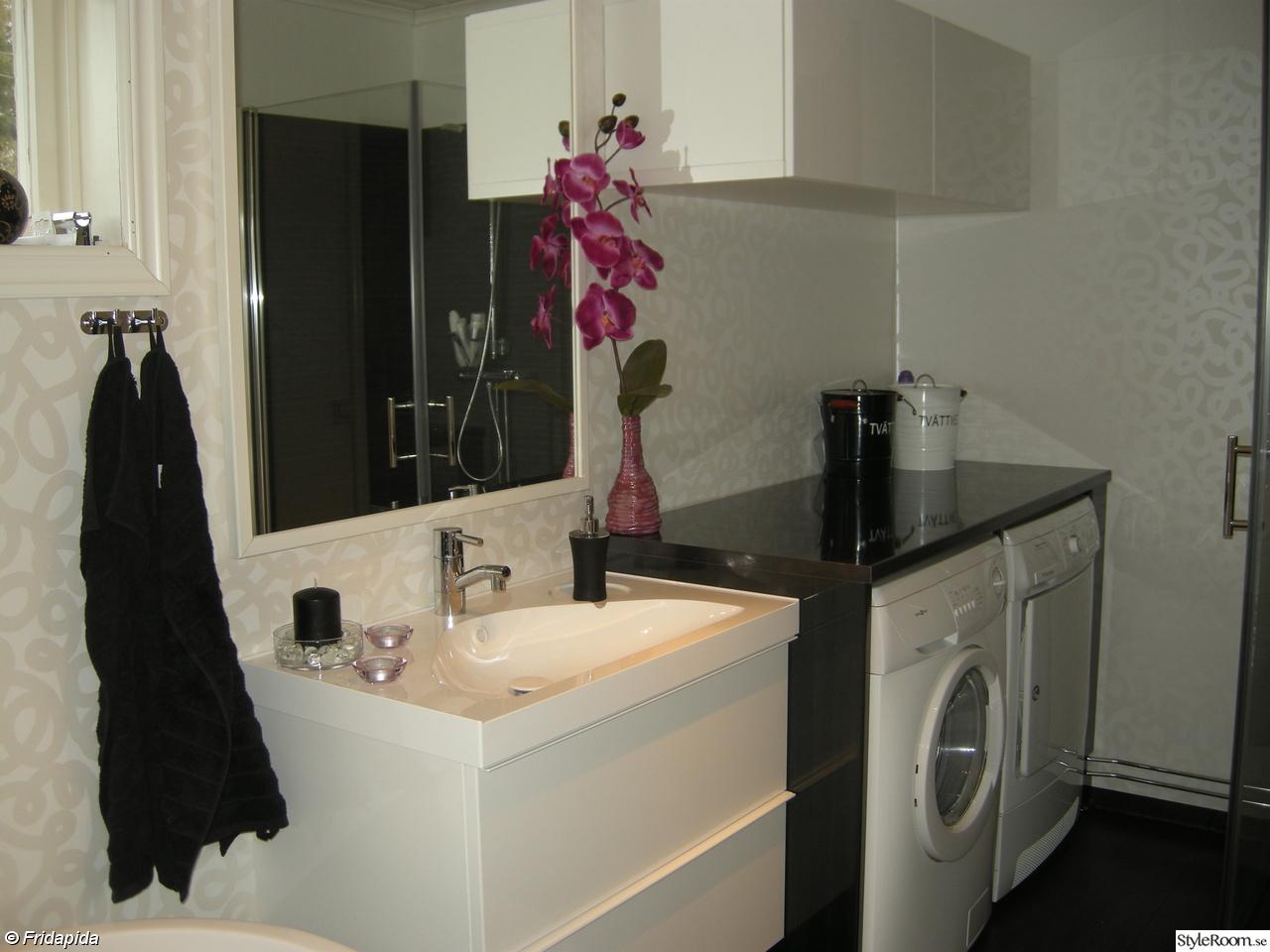 Bild på tvättmaskin   tvättstuga badrum av gummangron