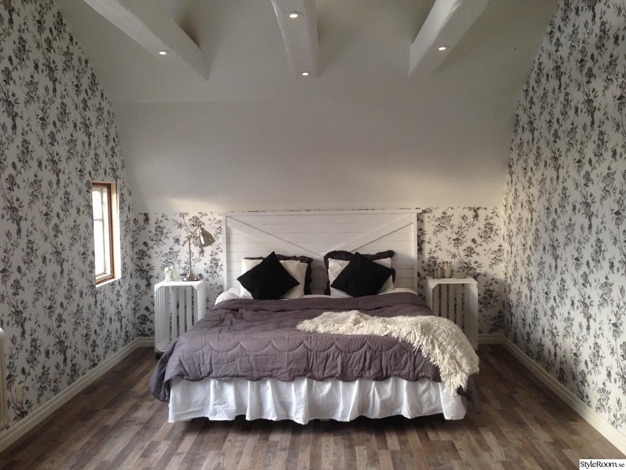 Bild på sovrum efter renovering - Stugprojekt av susanneorr