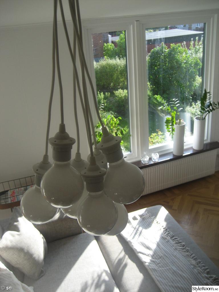 Retro taklampa - Inspiration och idéer till ditt hem