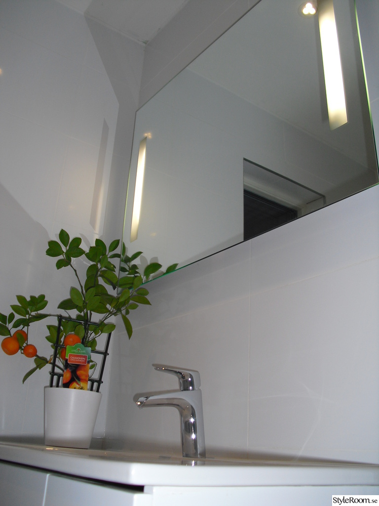 Spegel badrum med belysning ~ xellen.com