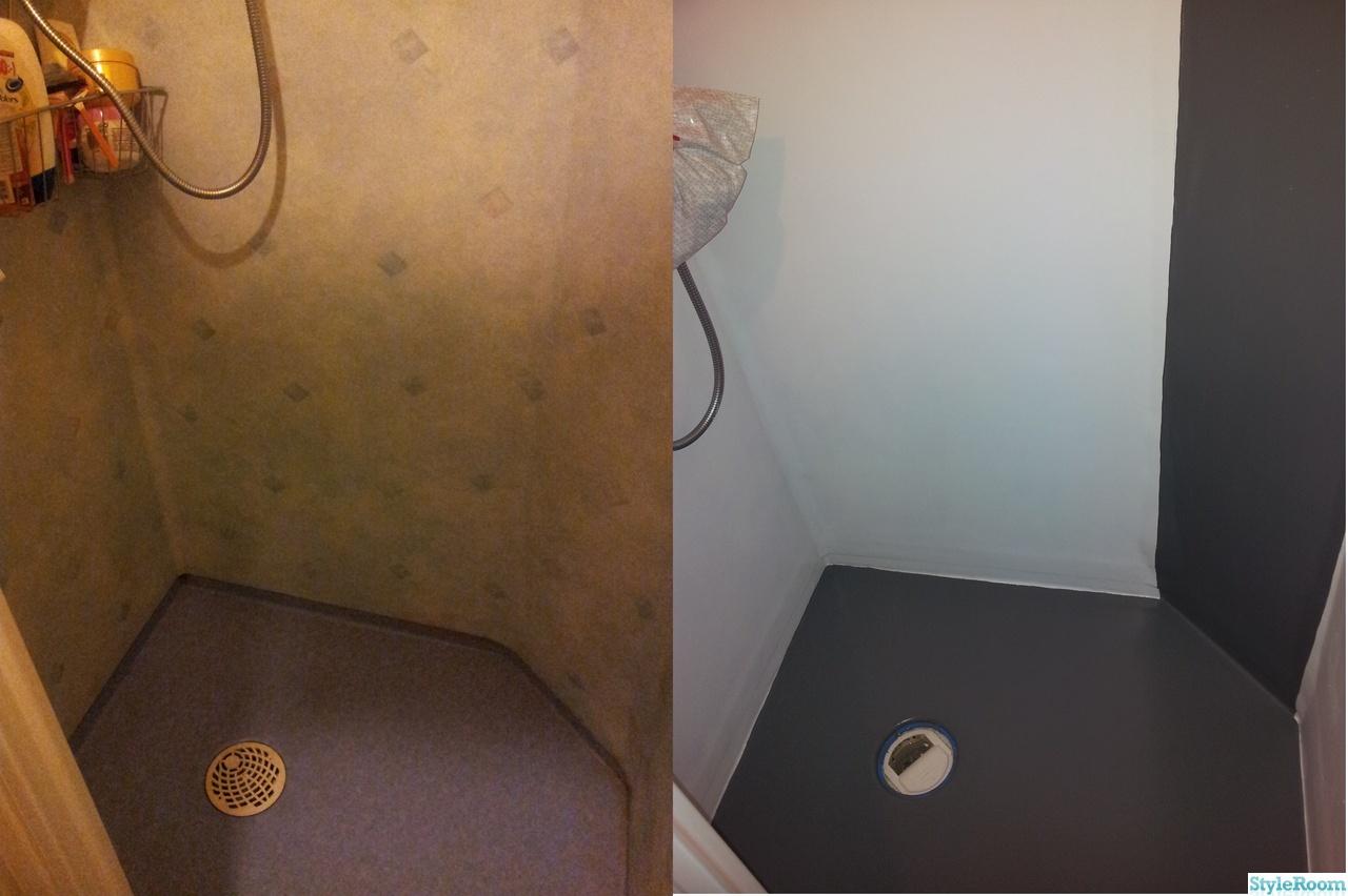 Inspirerande album på måla golv i badrum