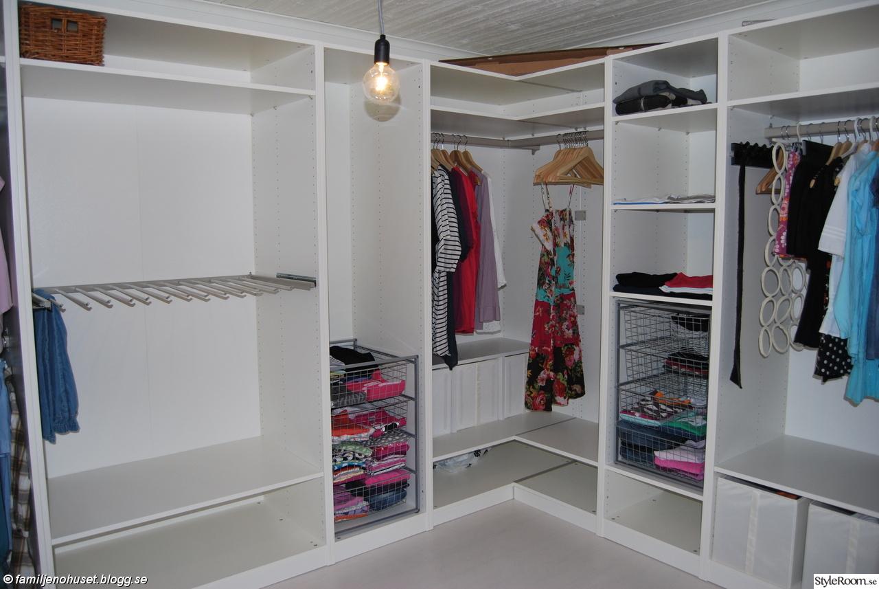 Walk in closet   inspiration och idéer till ditt hem