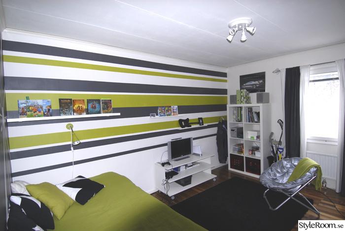 bokhylla vägg ~ pojkrum  ett inredningsalbum på styleroom av bubba