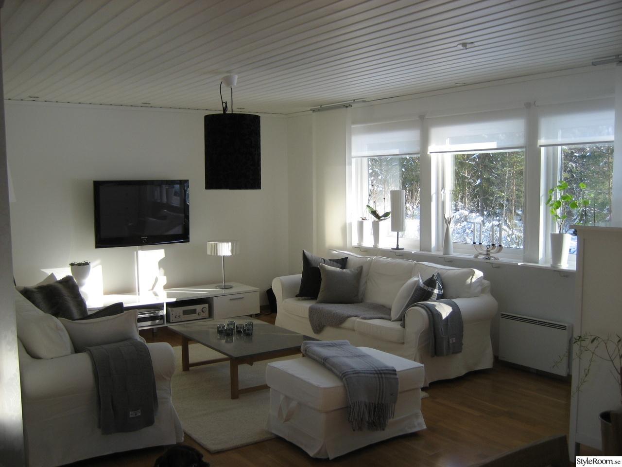 Inredning inspiration inredning sovrum : Se.indogate.com | Vardagsrum Med Stora Fönster