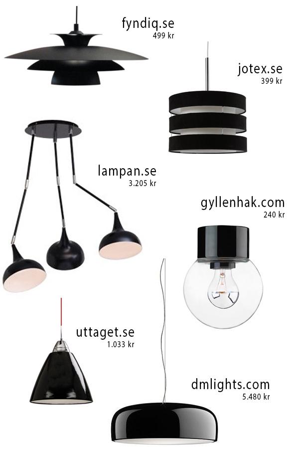 lampor på nätet