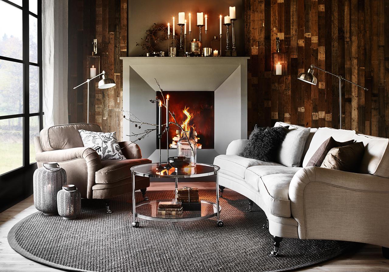 Howard soffa - Inspiration och idéer till ditt hem