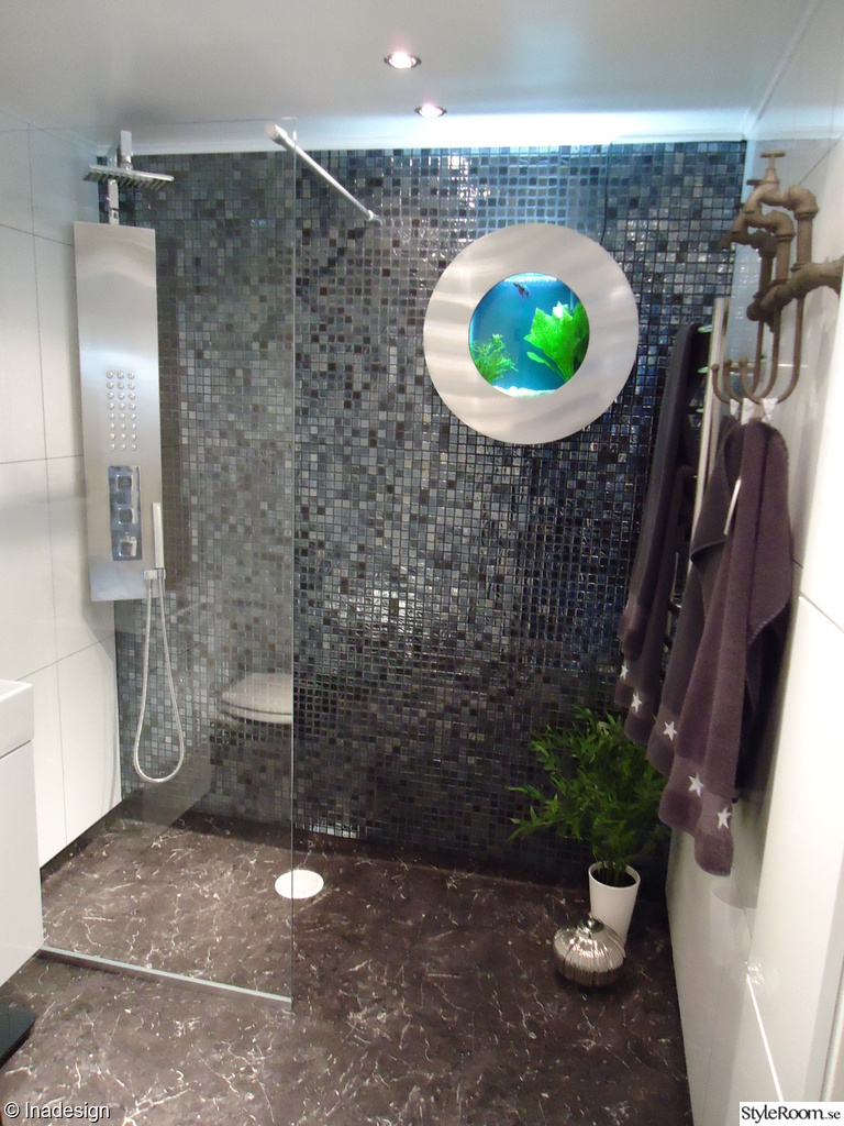 Bild p? mosaik badrum  Badrum av ceccan1