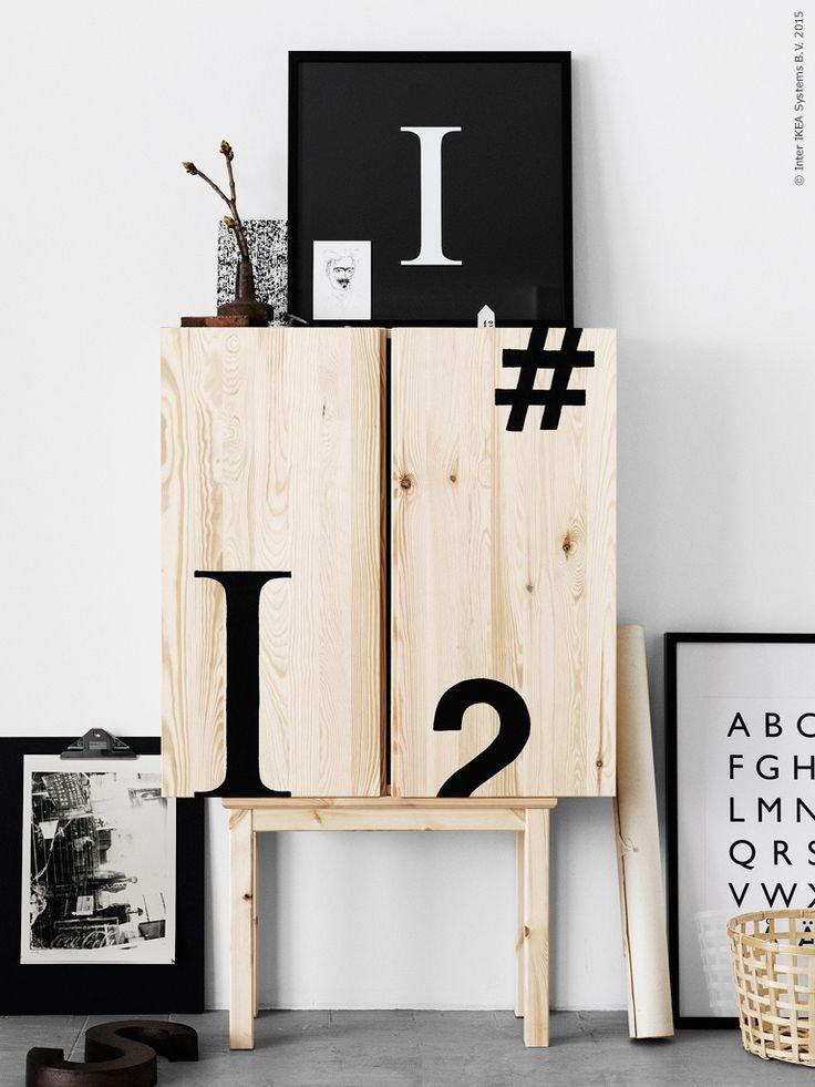 ikea skåp trä ~ 7 ikea hack förvandla ditt ivar skåp  stylerooms