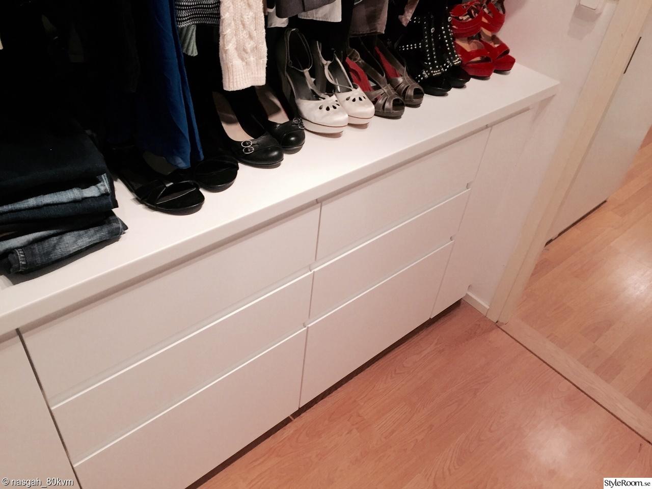 Walk in closet ett inredningsalbum p styleroom av nas gah for Cuisine voxtorp