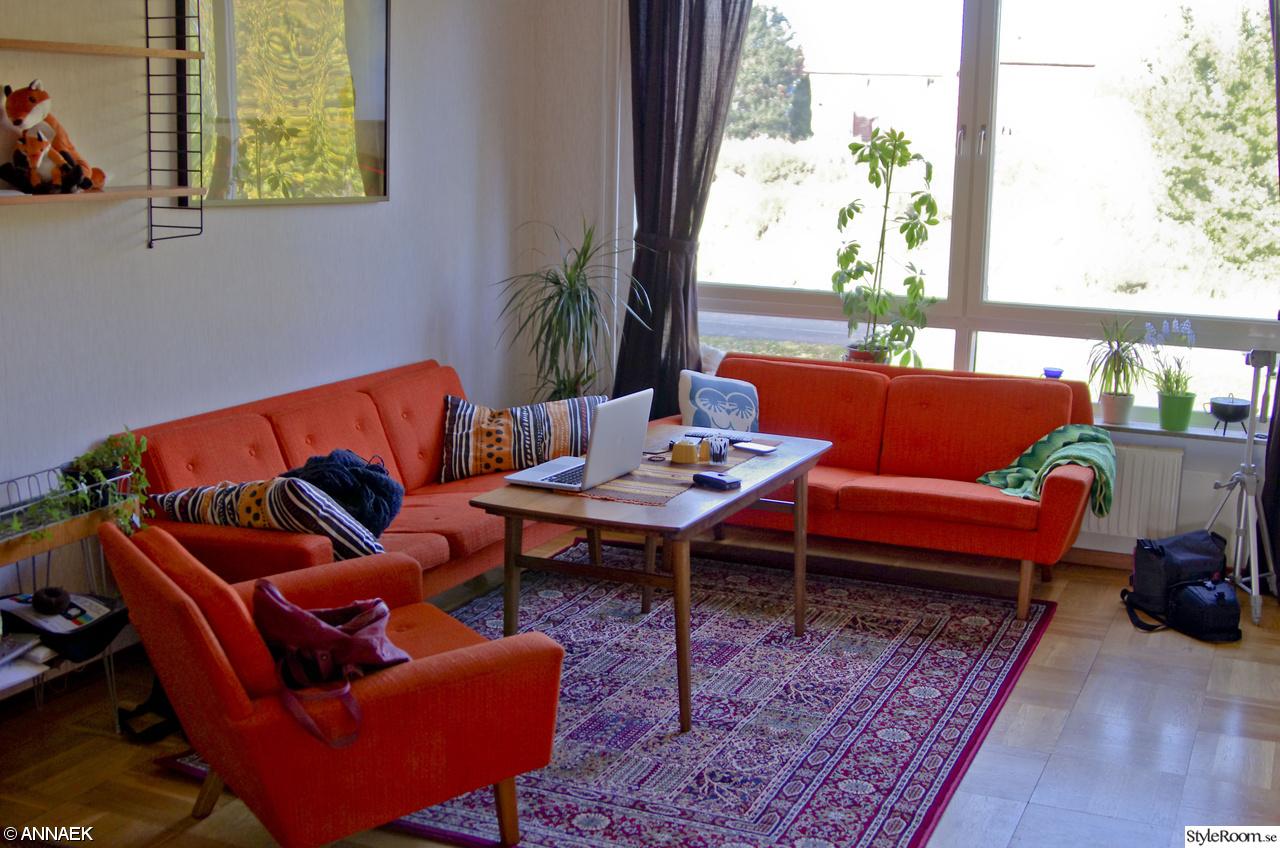 Vår lägenhet. kök   vardagsrum   hemma hos annaek