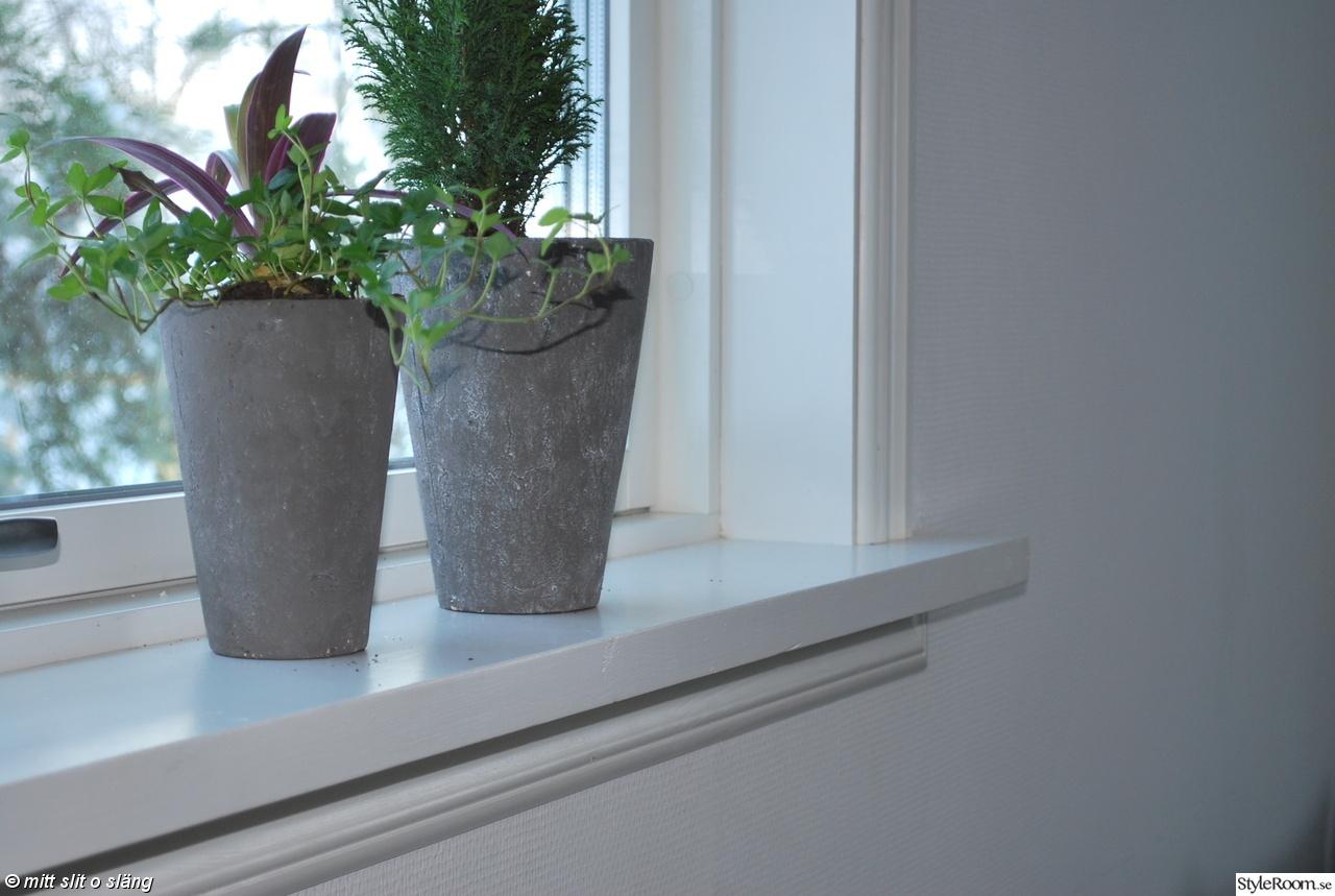 Fönsterbänk   inspiration och idéer till ditt hem