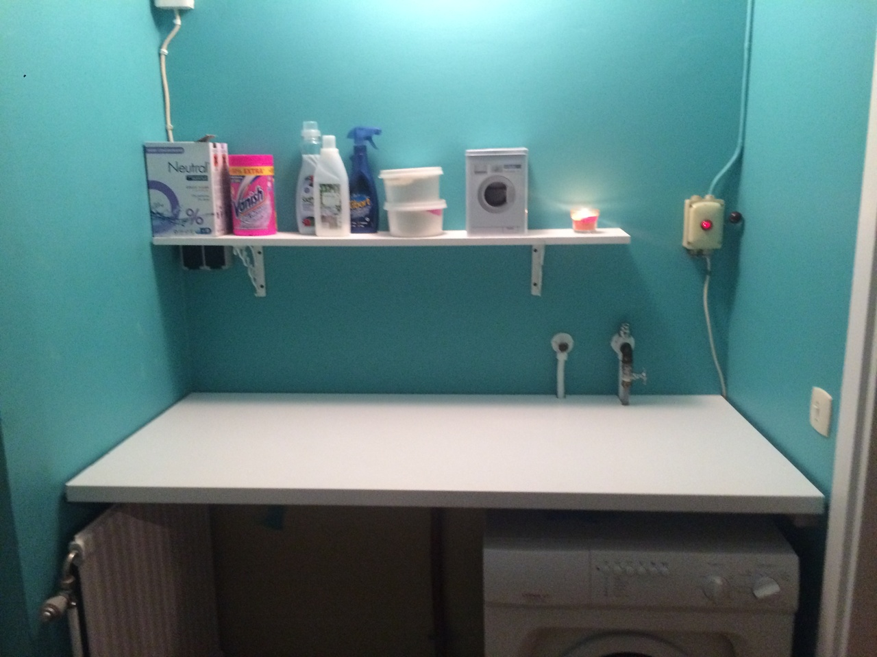 Tvättstuga   idéer på hur du kan inreda din tvättstuga