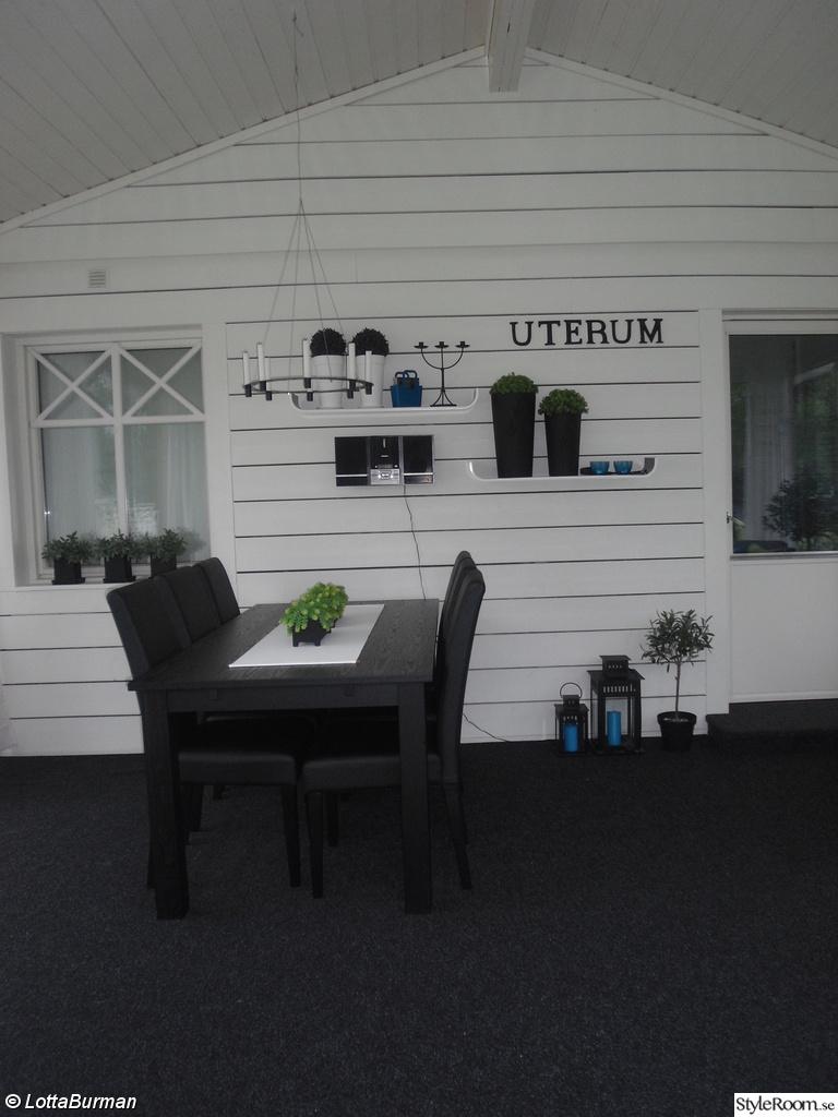 Bild på uterum   uterum/trädgård av piggelina28