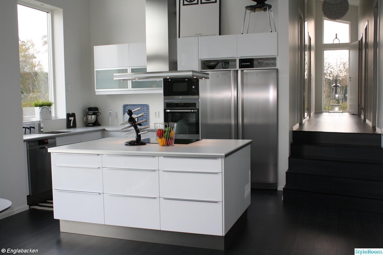 Lantligt Kok Utan overskap : kok utan overskop glas  kokso ikea vitt hogblankt abstrakt