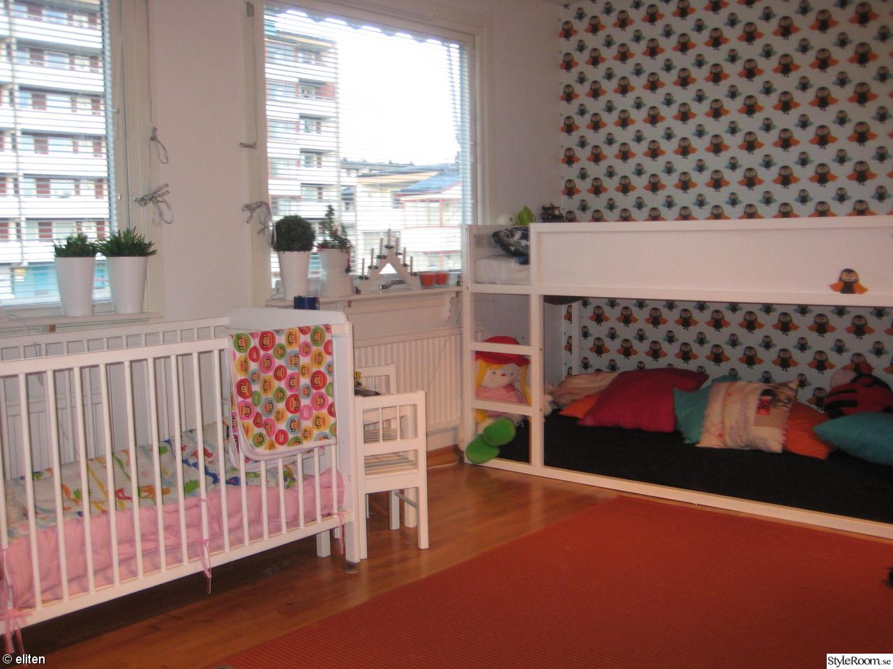 Barnrum retro   inspiration och idéer till ditt hem