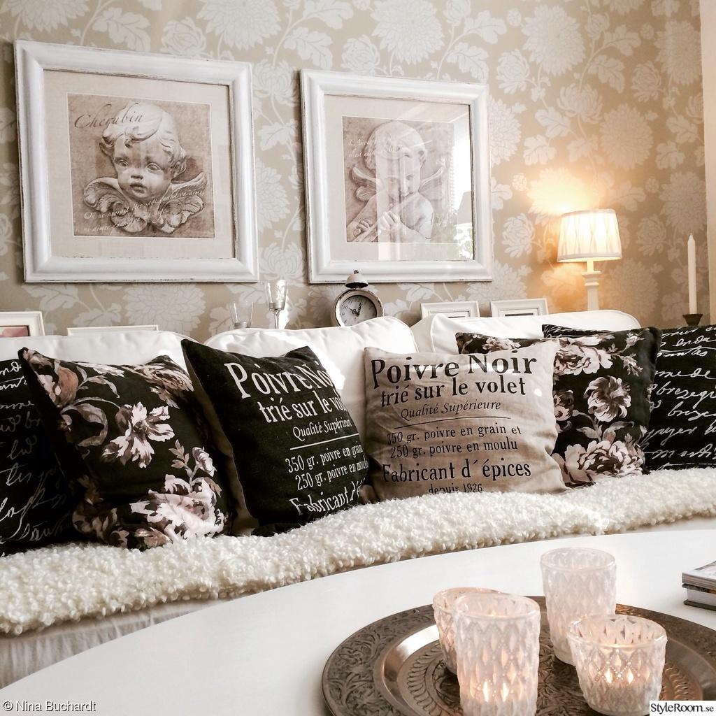 Lantligt sovrum vitt - Inspiration och idéer till ditt hem
