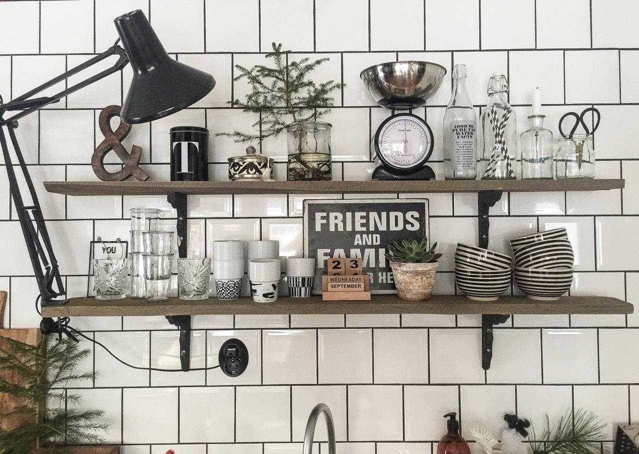 Kakel kök - Inspiration och idéer till ditt hem