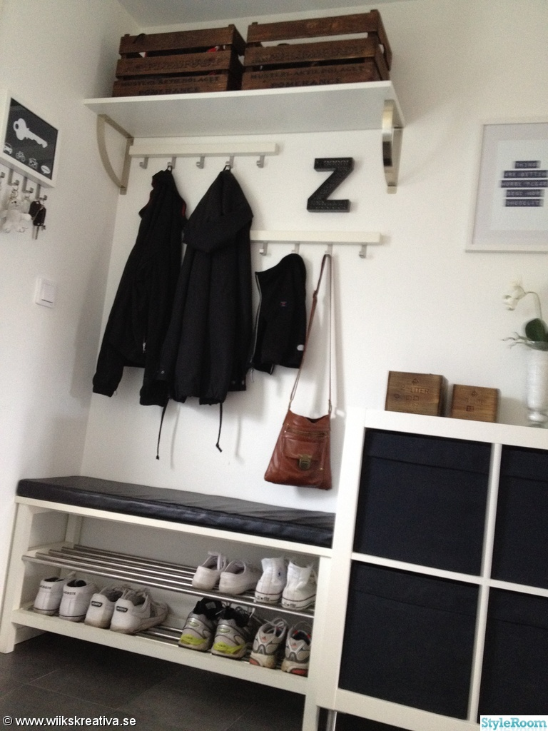 Hallen Ett Inredningsalbum På Styleroom Av Wiik
