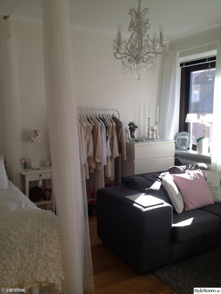 Bild på sovrum vardagsrum   min lilla 1:a på 28kvm av brallan