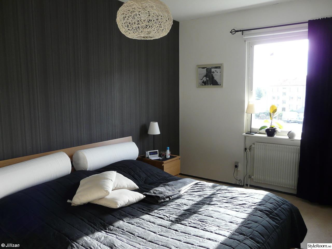 Nya härliga sovrummet   hemma hos jillsan