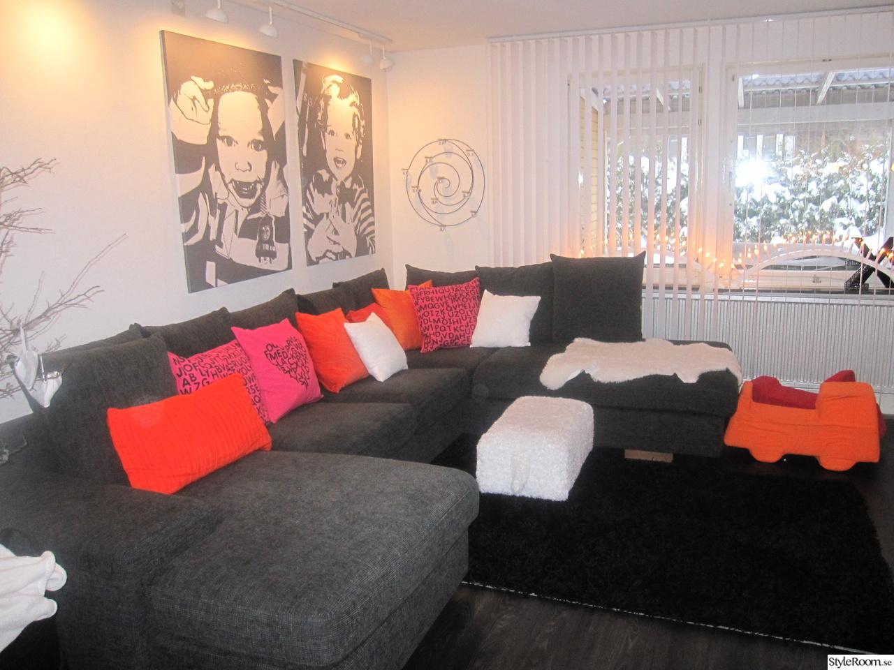 Ljust vardagsrum   inspiration och idéer till ditt hem