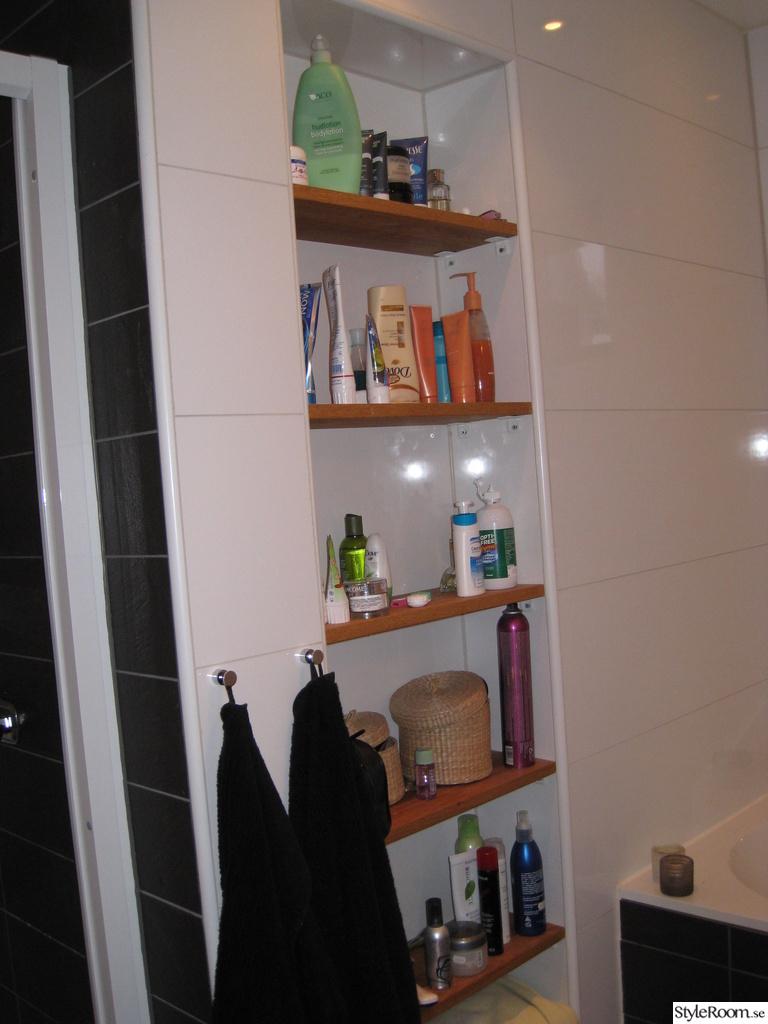 Bild på nisch   vårt badrum av itsahouse