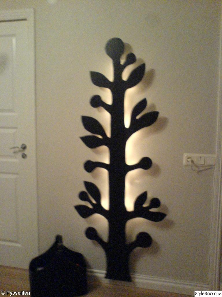hemma gjorda träd Ett inredningsalbum på StyleRoom av pysseliten