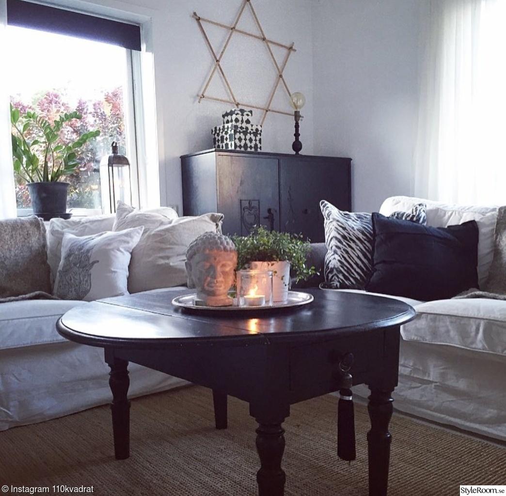 Vardagsrum   hemma hos 110kvadrat