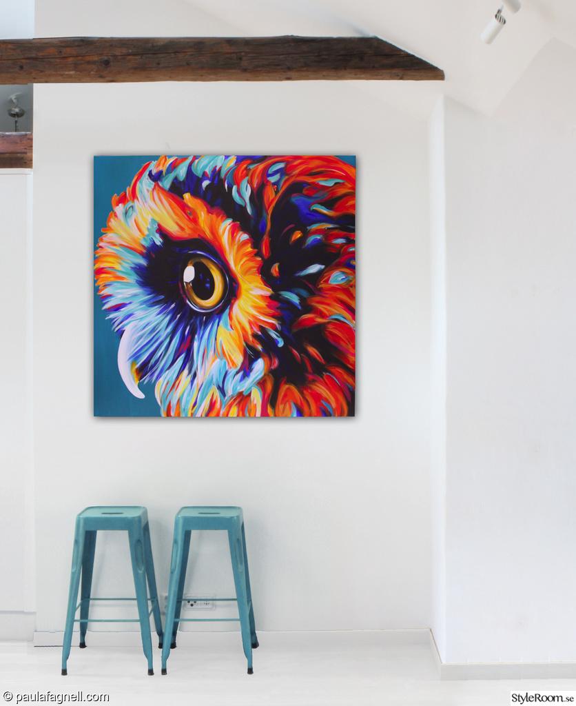 Färgglad tavla kök ~ zeedub.com