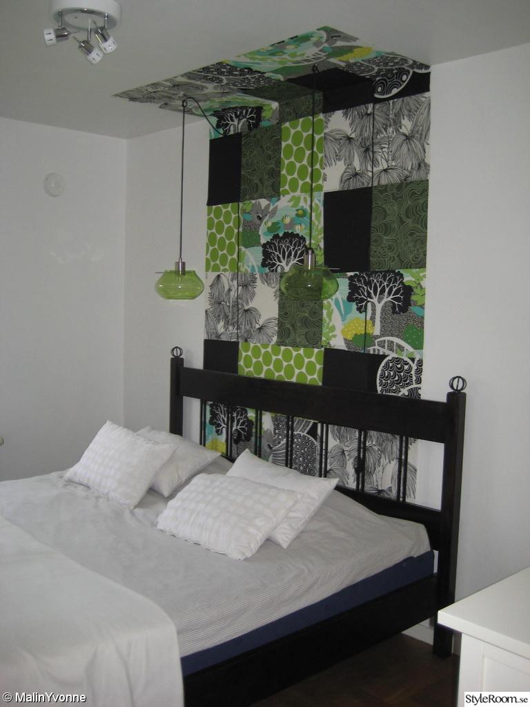 Fondvägg sovrum - Inspiration och idéer till ditt hem