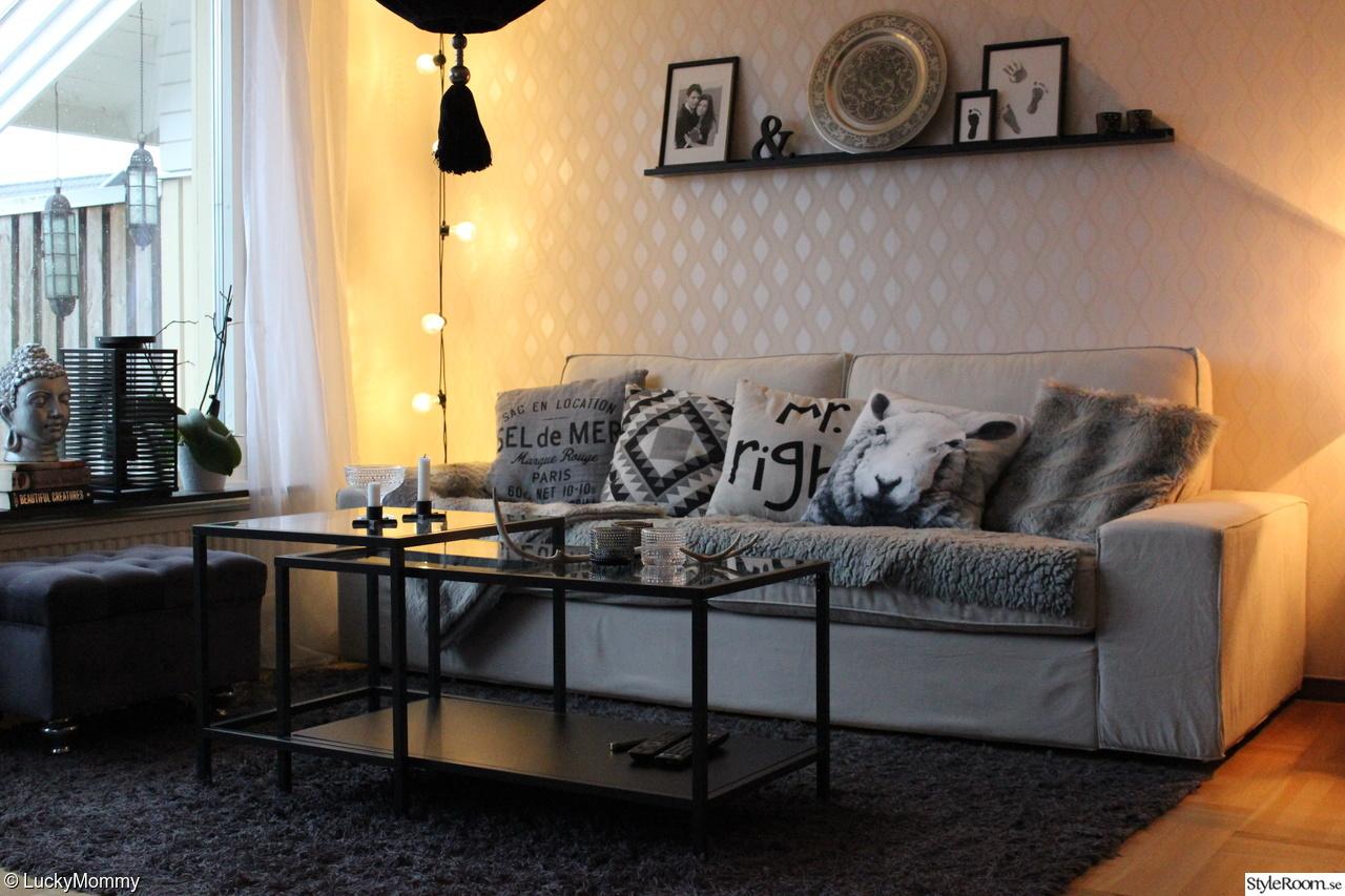 soffa ikea vit ~ vardagsrummet (nya lägenheten)  ett inredningsalbum på