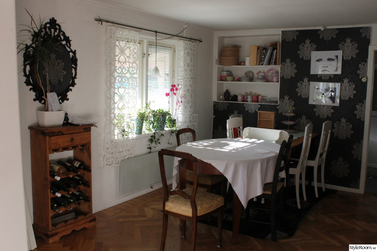 Renoverad matsal - Inspiration och idéer till ditt hem