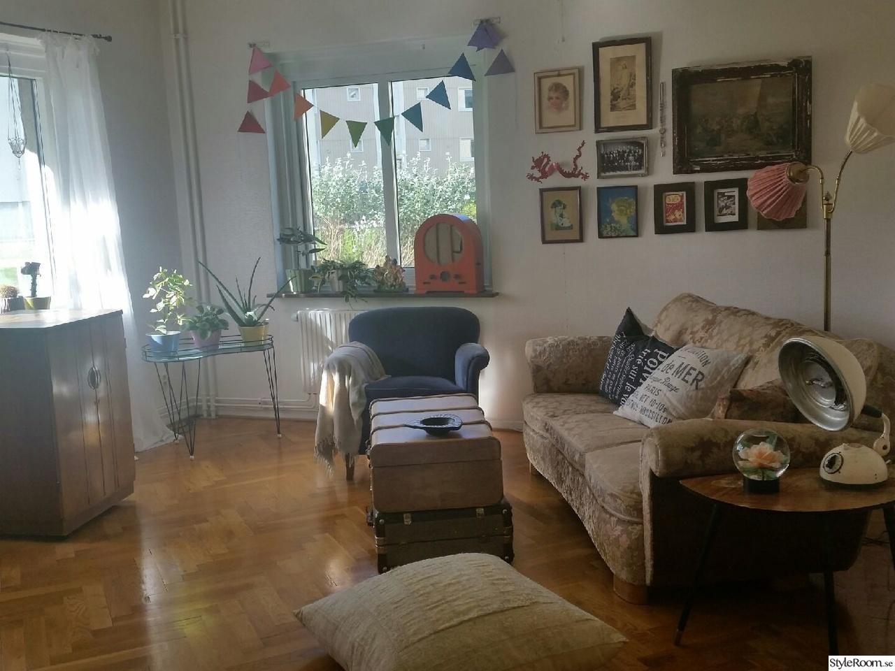 Gardiner vardagsrum - Inspiration och idéer till ditt hem