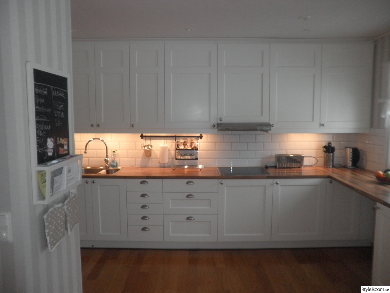 Kök och matplats   hemma hos lycke73