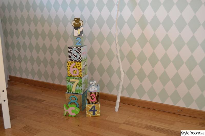 Bild på barnrum Liten pojkes rum av Sandgrens