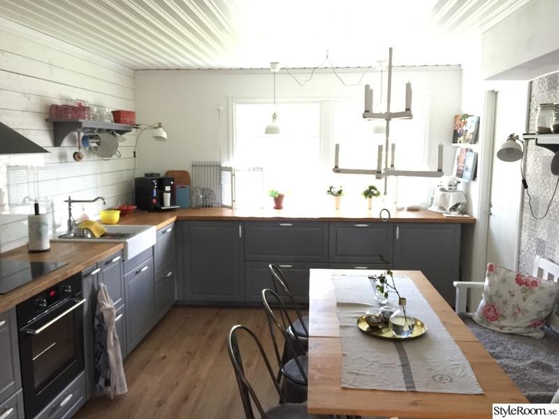 Planlosning Kok Vardagsrum :  planlosning mellan kok och vardagsrum  Hemma hos MillanoMange