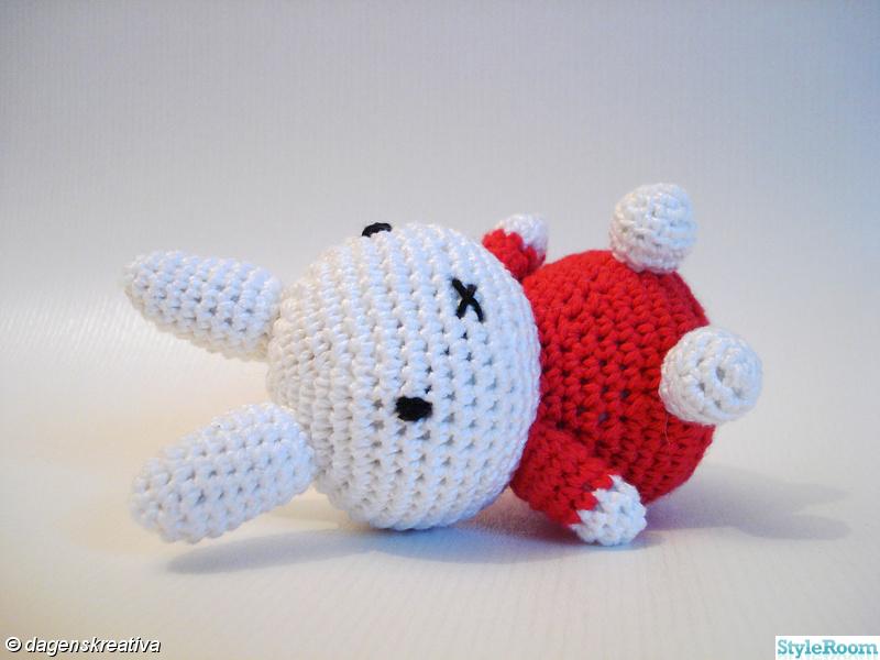 barnrum,röd,kanin,dagenskreativa,miffy
