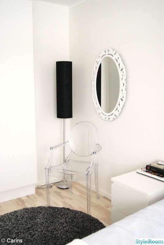 kartell,stol,spegel