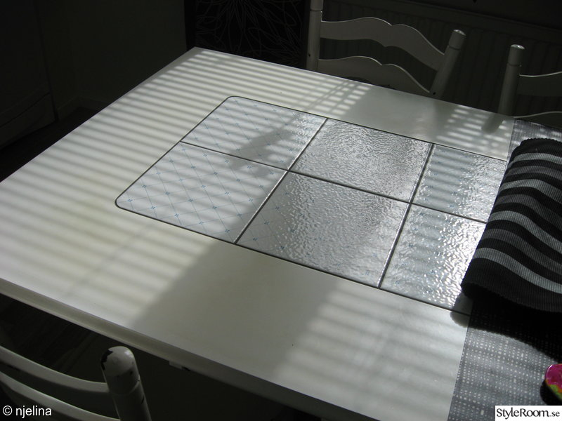 lantligt k?ksbord  Det nya matbordet sagoborgen Toaletter lantligt