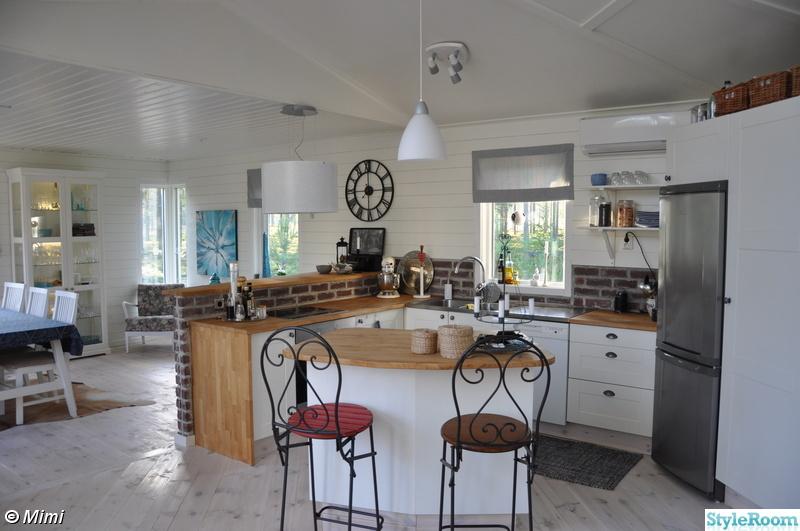 Marmorskiva Kokso : kok med kokso  Stort kok med kokso kitchen inspiration