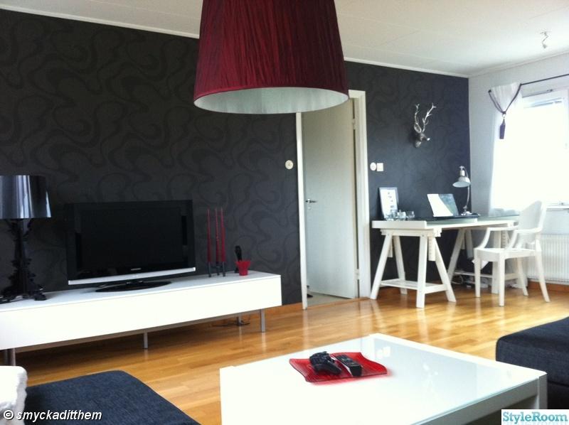 skrivbord,tvbänk,bord,vardagsrum,lampa
