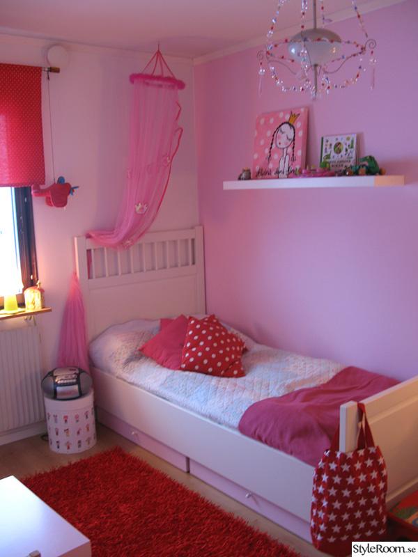 barnrum,rosa,vitt