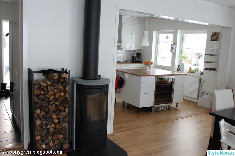 Planlosning Kok Vardagsrum : Vardagsrum och kok  Sisustuskuvia josenelto Chilli05  StyleRoom