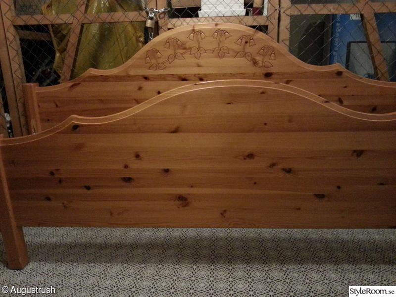 Bild på sovrum DIY möbler av Augustrush