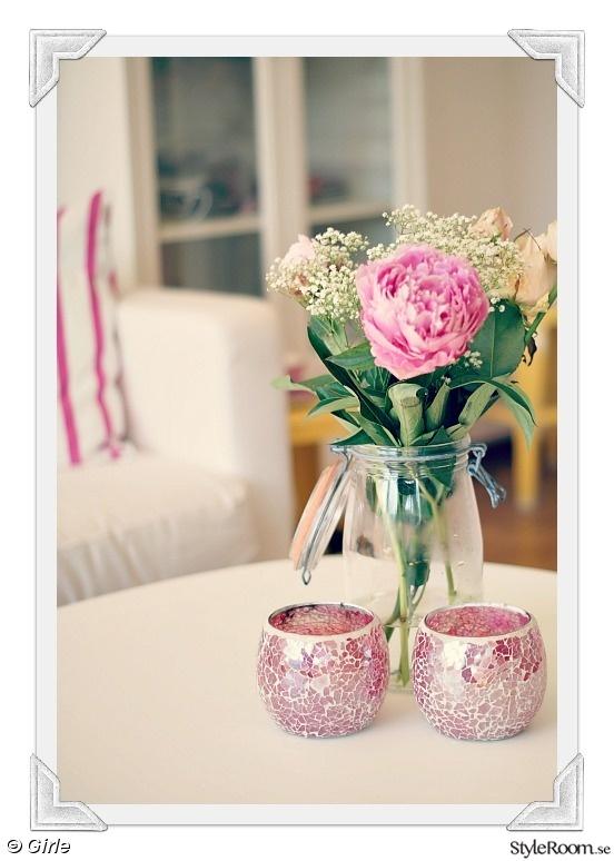 indiska,rosor,soffbord